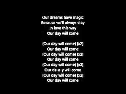 Amy winehouse our day will come lyrics