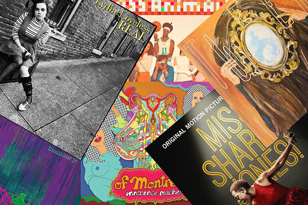 August new music releases