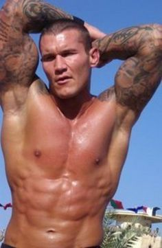 Old sexy randy orton naked