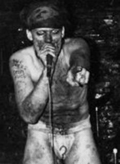 Gg allin naked on streets
