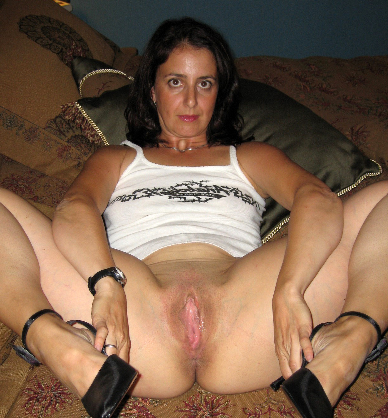 Homemade amateur 40+ wife pictures