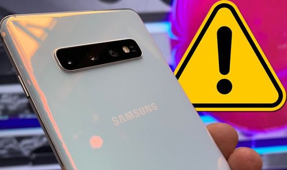 Samsung s10 battery dying fast