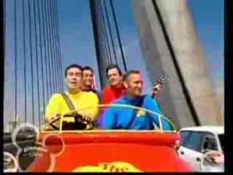 Youtube wiggles red car